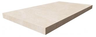 Elite Floor Pearl White Right