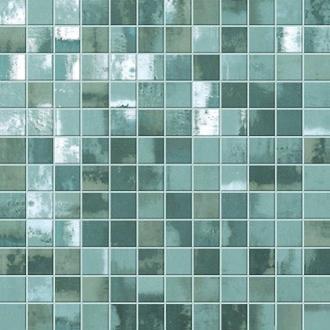 Evoque Acciaio Silver Mosaico