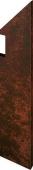 Evoque Copper Battiscopa Sag. Dx
