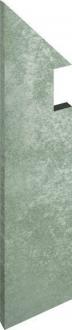 Evoque Grey Battiscopa Sag. Sx