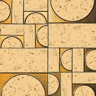Evoque Sigillo Oro Inserto Mosaico