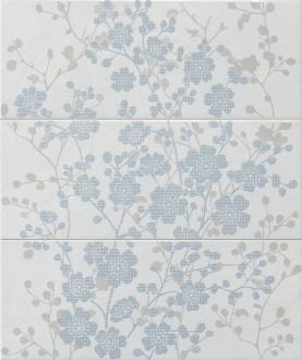 Fashion Pannello Fleur Azzurro