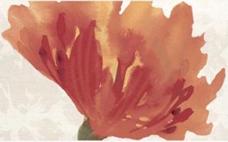 Flor Deco Fuego