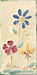 Form. Fiore Ciallo/Verde
