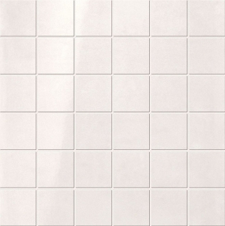 Frame White Macromosaico Brillante