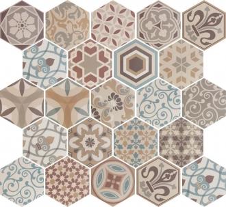 Hexatile Harmony Сolour