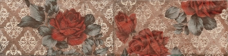 Inserto Vintage Roses Old Chicago