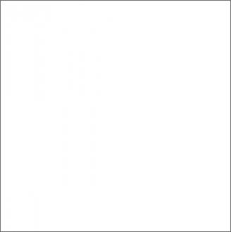 Калейдоскоп блестящий белый 5055