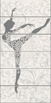 Lirica Cortese Bianco Ballerina B Mix 6