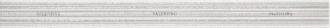 List. V Nuances Bianco MRV212