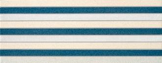 Look Azzurro Stripes