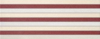 Look Bordeaux Stripes
