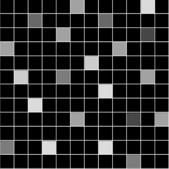 Maestro Mosaico Noir