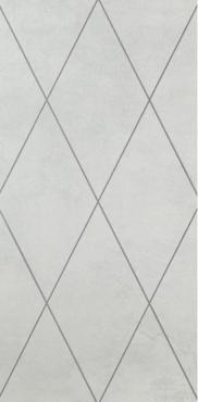Декоративный элемент Petracers Maiora Rhombus Fregio Platino Beige 50x100 глянцевый