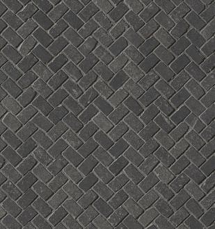 Maku Dark Gres Mosaico Spina Matt