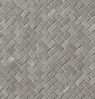 Maku Grey Gres Mosaico Spina Matt