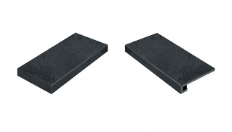 Materia Titanio Scalino Angolare Sinistro