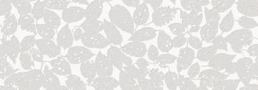 Плитка Porcelanosa Menorca Hojas Gris 31,6x90 матовая