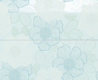 Milady Composizione Bloom Water Green