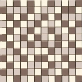 Milady Mosaico Mix Nut Brown-Beige-Coffee