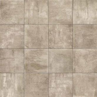 Mosaico Concrete Taupe Lapp