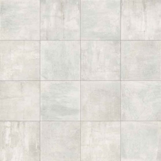 Mosaico Concrete White Lapp