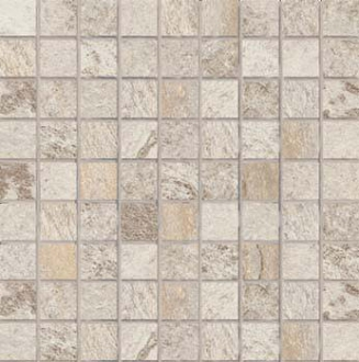 Mosaico Crystal Bianco Nat