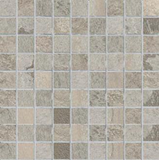 Mosaico Crystal Grigio Nat