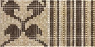 Mosaico Lineal Dorado