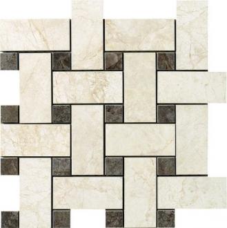 Мозаика Flaminia Basket Weave