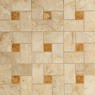 Мозаика Navona Mosaico Intreccio Gold