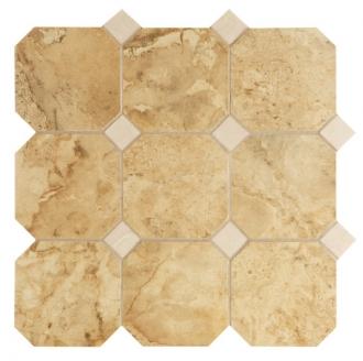 Мозаика Navona Mosaico Ottagona Beige