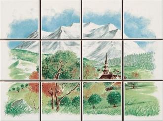 Neopolis Bianco Lucido CP\12 Montagne