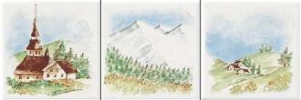 Neopolis Bianco Lucido Montagne ABC
