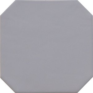 Octagon Gris Mate