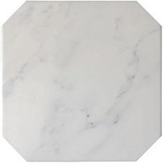 Octagon Marmol Blanco