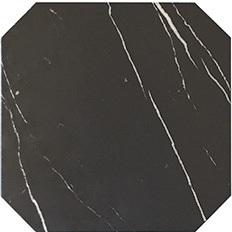 Octagon Marmol Negro