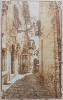 Palermo beige decor 01