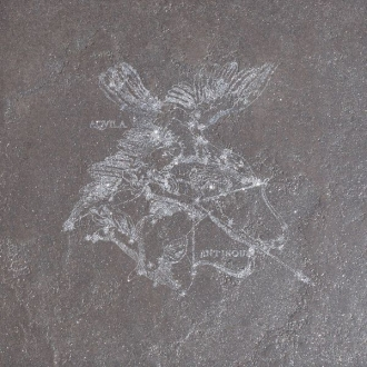 Pietra Lavica Decoro Aquila Nebula