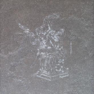 Pietra Lavica Decoro Cassiopeia Nebula