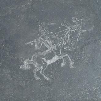 Pietra Lavica Decoro Centauro Fuligo