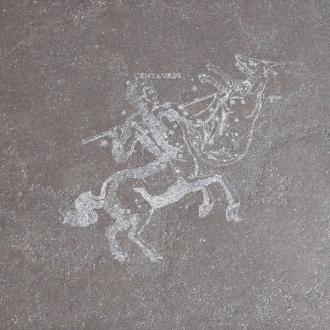 Pietra Lavica Decoro Centauro Nebula