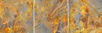 Pietra Lavica Lava B (Beige) S/3