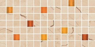 Playa Cream Glass Mosaic