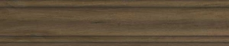 Плинтус Сальветти коричневый SG5402 BTG