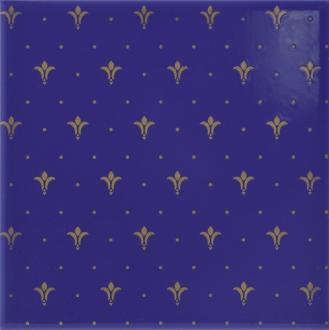 Poeme Azul Ornato