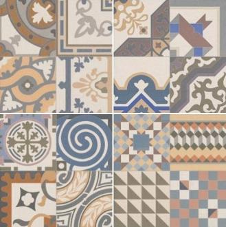 Porcelanico Patchwork