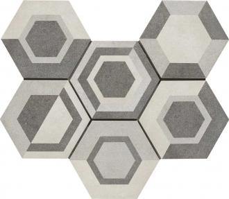 Rewind Decoro Geometrico Vanilla R4DT