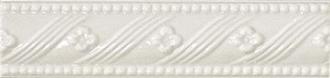 Rialto White Listello Flor