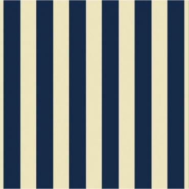 Плитка Petracers Riga Grande Blu su Crema 20x20 матовая